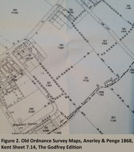 OS map 1868